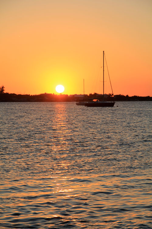 Homes with sunsets Florida Keys